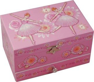 Isabella Ballerina Music Box Ballet Dance Music Boxes Ballerina