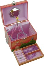 Girls Jewellery Box