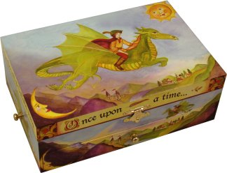 Enchanted Musical Treasure Box