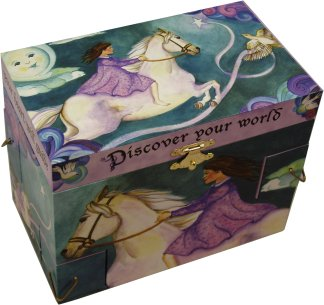 Fairytale Musical Treasure Box