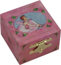 Miniature Ballerina Box