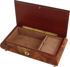 Luxury Musical Jewellery Box