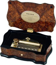 Luxury Swiss Music Box